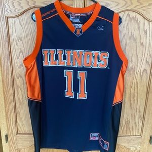 🏀Fighting Illini Basketball Jersey(L) Pre-Owned🏀
